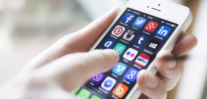 Apps de Redes Sociales