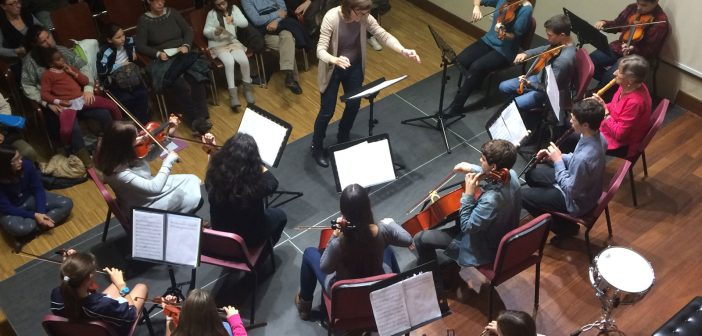 Orquesta de la Escuela Municipal de Música
