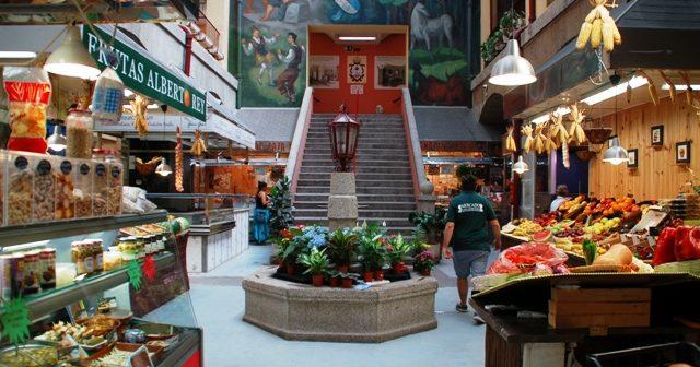 Mercado Municipal San Lorenzo de el Escorial