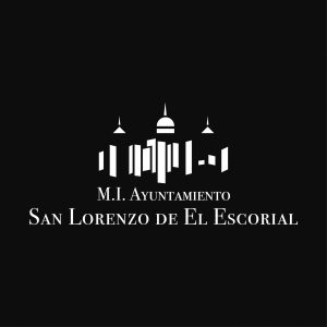 Marca San Lorenzo Horizontal BN Negativo