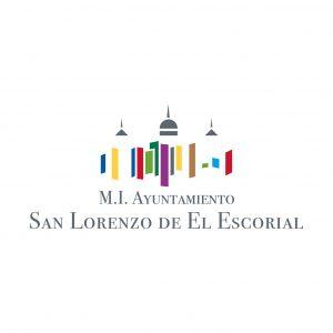 Marca M.I. Ayuntamiento San Lorenzo de El Escorial-vertical