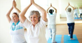 Relajación personas mayores