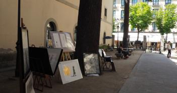 Arte sale a la calle