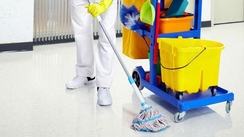 Personal de limpieza de instalaciones y lavander a san for Empleo limpieza oficinas
