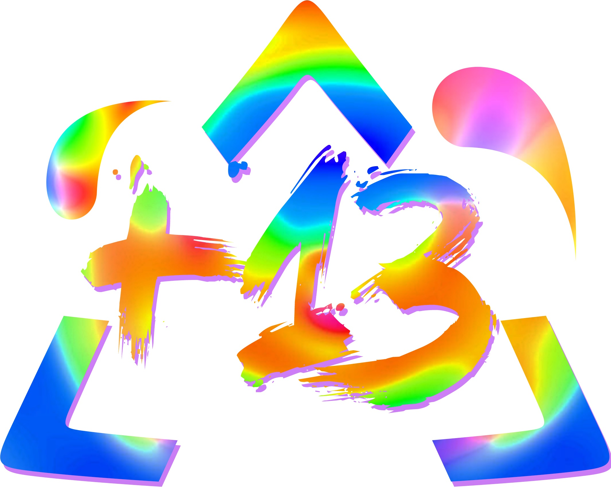 Logo Espacio +13