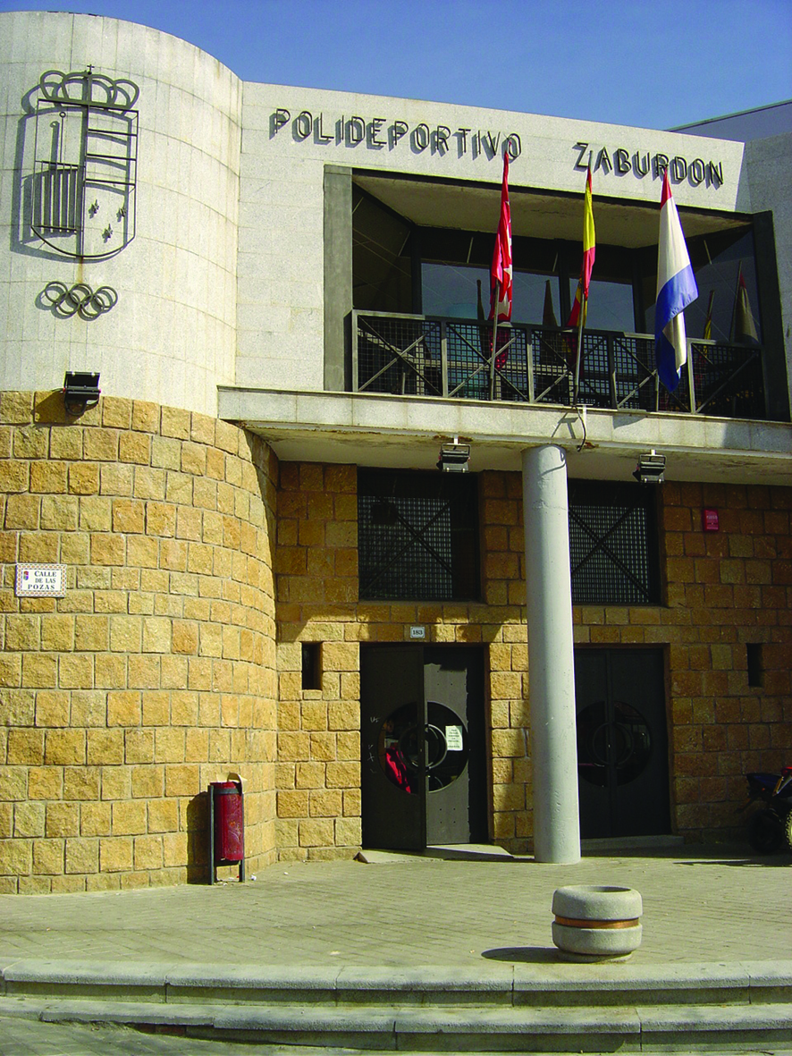 Polideportivo Zaburdón