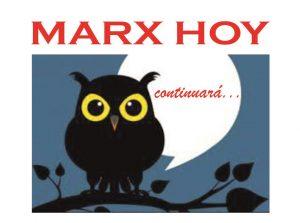 Marx hoy..