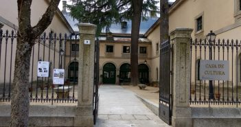 Fachada Casa de Cultura