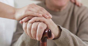Cuidador personas mayores