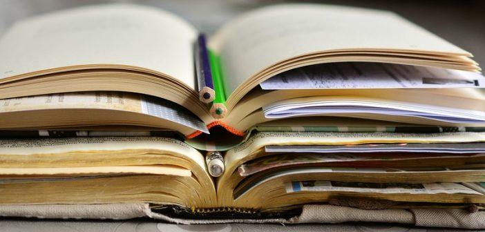 Estudio en biblioteca