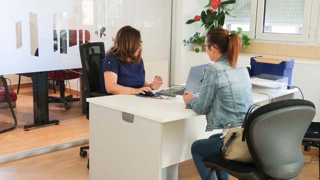 Las nuevas oficinas del rea de empleo y formaci n reciben - Oficina electronica de empleo ...