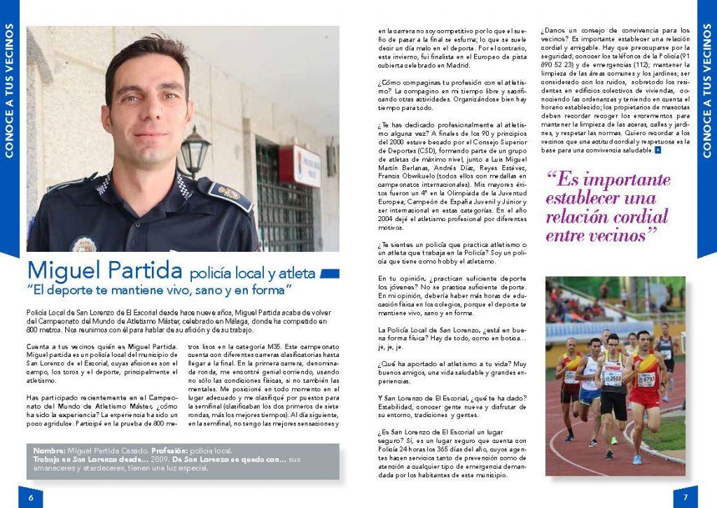 Entrevista a Miguel Partida