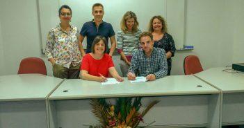 Madrid sin gluten y Restaura Escorial firman un acuerdo