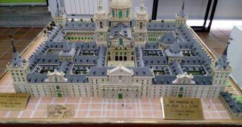 Restauración de la maqueta de azúcar de Monasterio