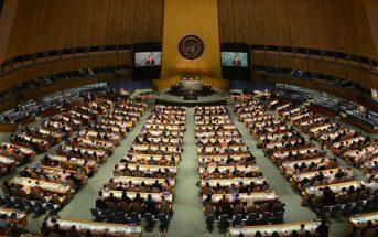 Naciones Unidas - ESCO MUN