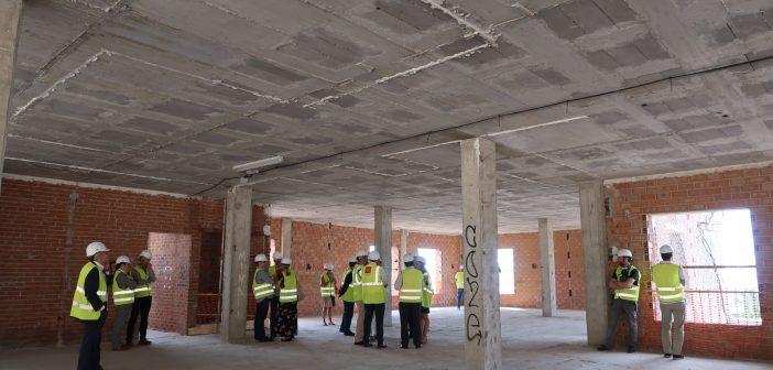 Obras edificio juzgados