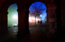Luces de invierno, ganadora del II Concurso de Fotografía ESCOfoto 2019