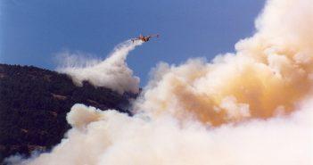 Incendio Monte Abantos