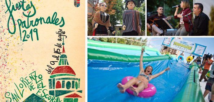 Fiestas Patronales de San Lorenzo de El Escorial día 11