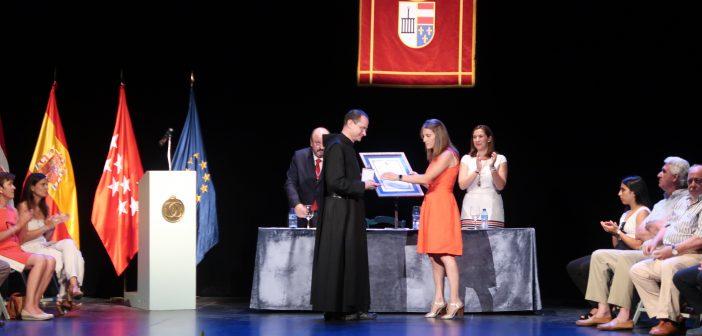Acto de Honores y Distinciones