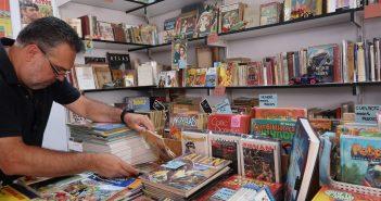 Feria del Libro Antiguo y de Ocasión de San Lorenzo de El Escorial