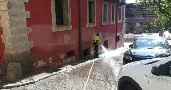 Limpieza jornada 44 - Travesía de San Juan