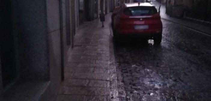 Limpieza Jornada 45 - Calle Las Pozas