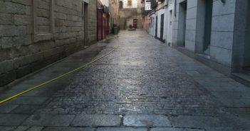 Limpieza Jornada 45 - Calle San Quintín