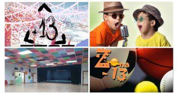 Inauguración de Espacio +13 y Zona -13 en la Casa de la Juventud