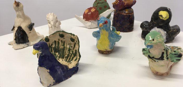 Ceramica infantil