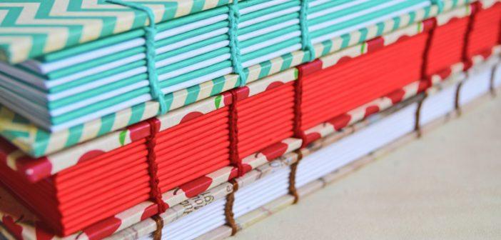 Libros encuadernados