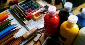 Material de dibujo del Curso de Dibujo y Pintura