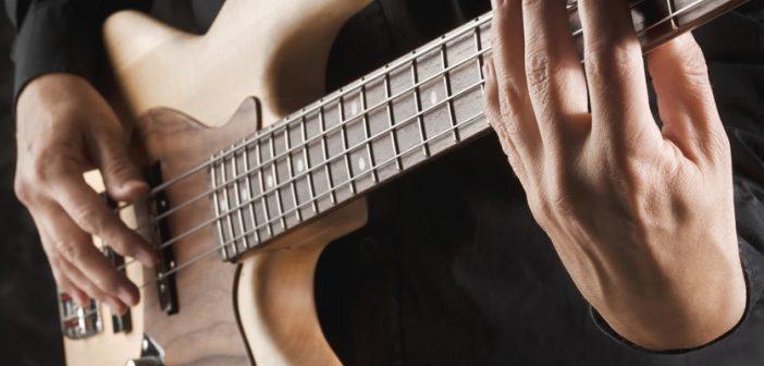 Guitarra bajo eléctrico