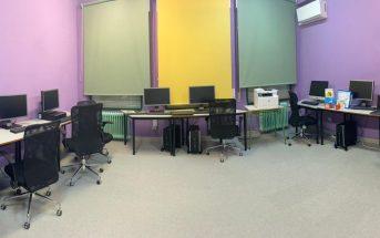 Nueva Aula Digital Casa de la Juventud San Lorenzo de El Escorial