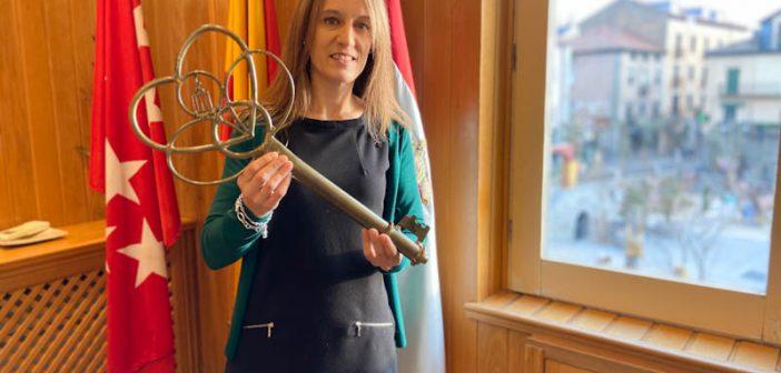 Carlota López Esteban y la llave del municipio