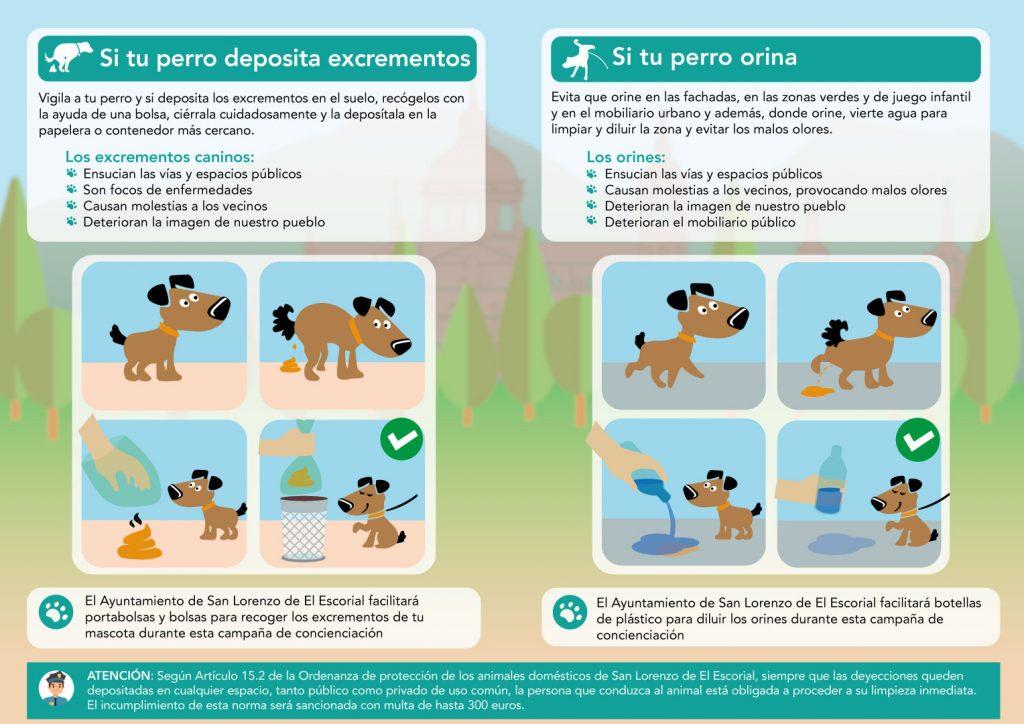 Campaña para la Sensibilización de la recogid de excrementos caninos