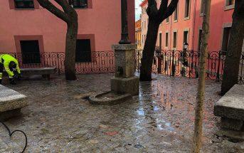 Limpieza Calle de Juan de Austria