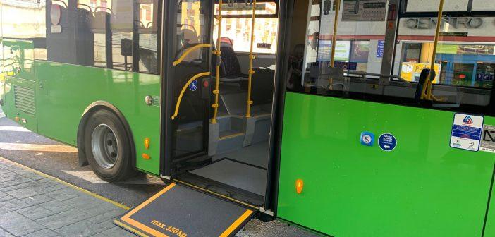 Nuevo autbús L 4 de San Lorenzo de El Escorial 2