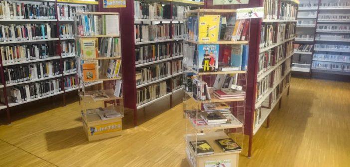 Centros de interés de la Biblioteca municipal