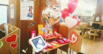 San Valentín en la Biblioteca Municipal