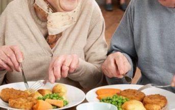 Comida a domicilio para mayores