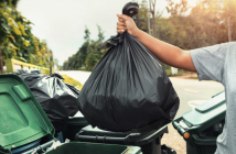 Tratamiento de residuos domésticos