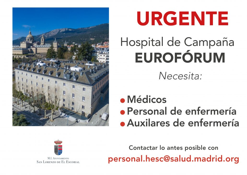 Urge personal Euroforum