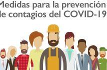Buenas prácticas en el trabajo para evitar COVID-19