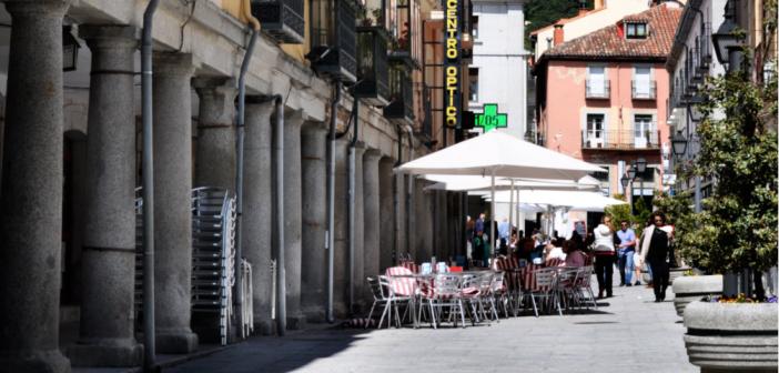 Calles de San Lorenzo de El Escorial