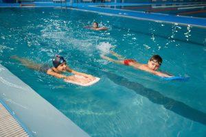 Cursos de natación