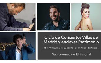 Ciclo de Conciertos Villas de Madrid y enclaves