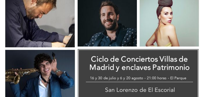 Ciclo de Conciertos Villas de Madrid y enclaves