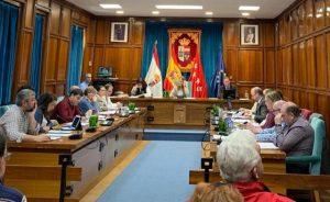 Pleno 30 de julio 2020 San Lorenzo de El Escorial