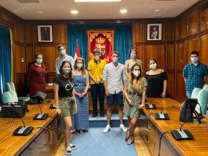 tercer Programa de Cualificación Profesional para jóvenes desempleados del municipio